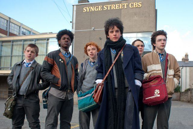 The band from 'Sing Street'