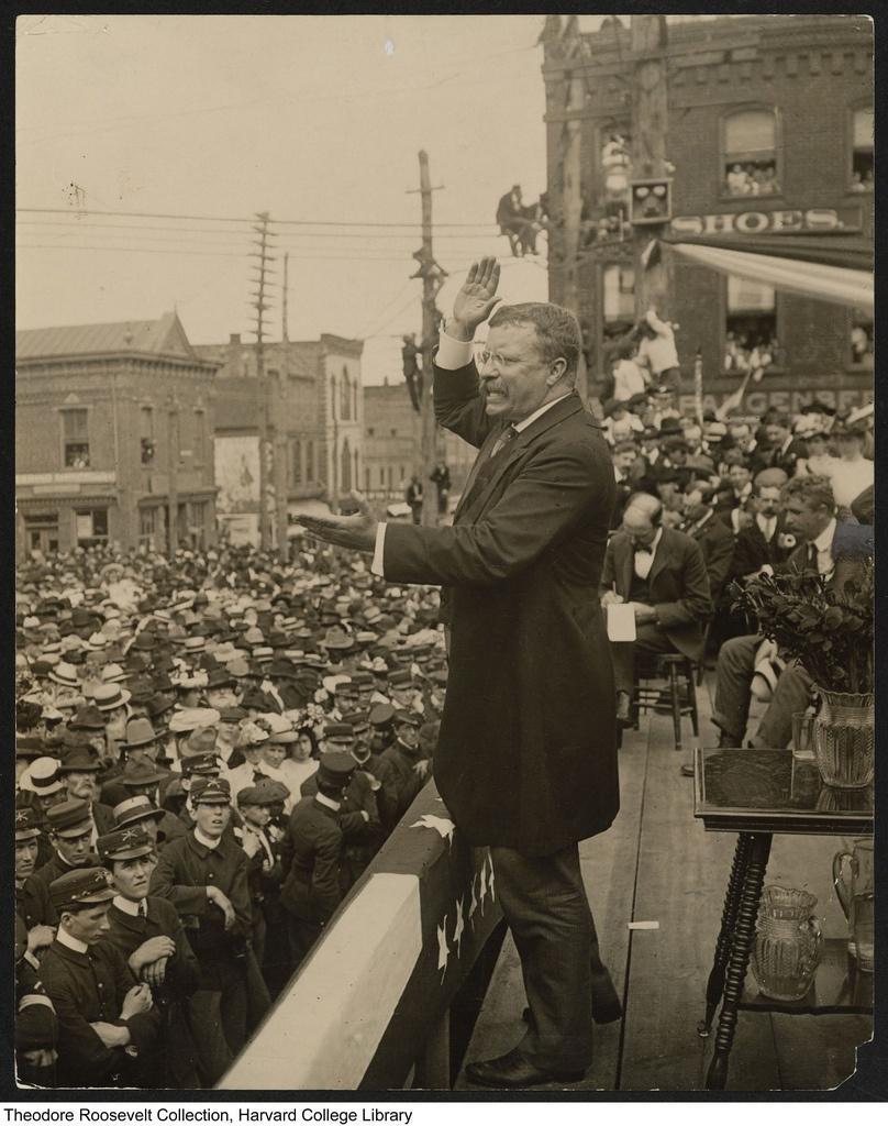 Speak Softly 11 Teddy Roosevelt Quotes That Inspire
