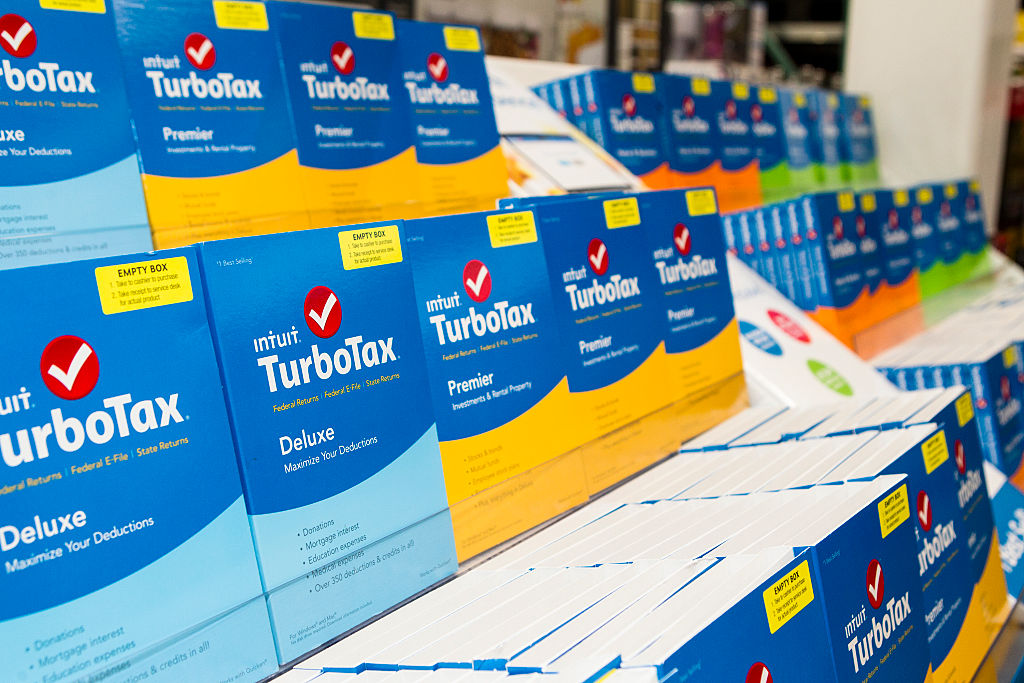 TurboTax software