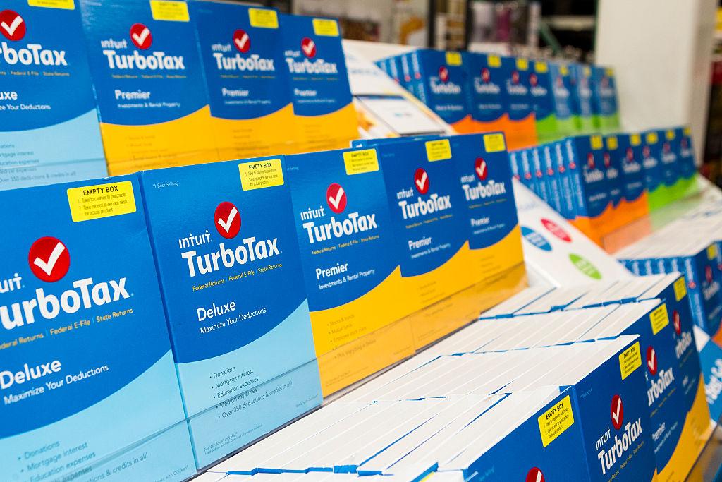 TurboTax software