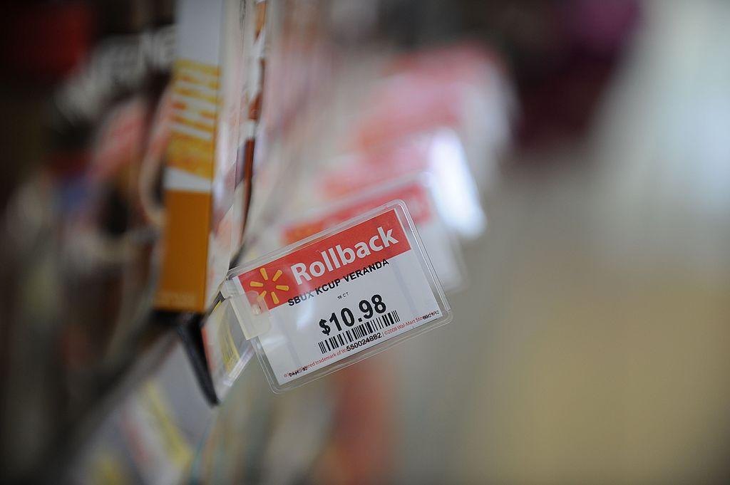 walmart price tag