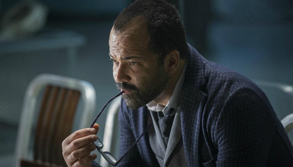 Bernard in Season 1 of Westworld