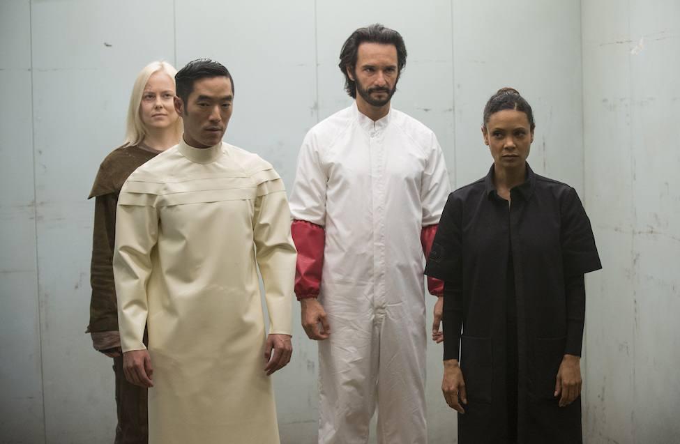 Westworld Season 1 Finale