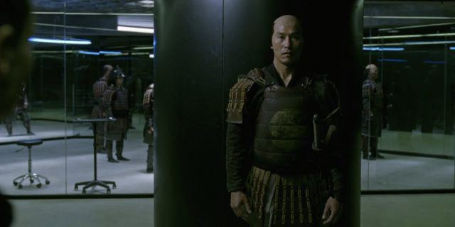A look behind the scenes of SW - possibly Samurai World -- on 'Westworld'