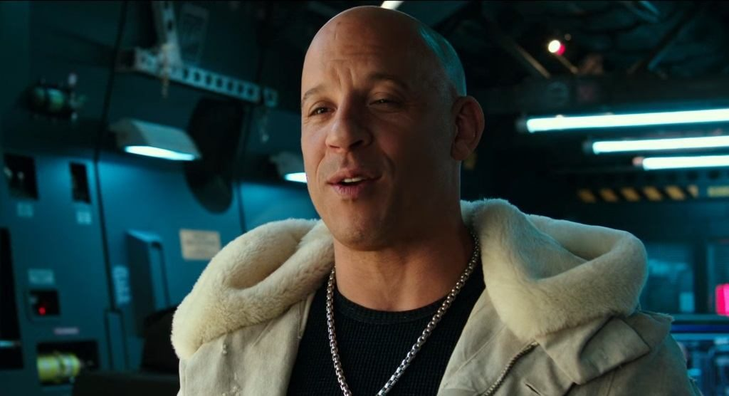 Vin Diesel in xXx: Return of Xander Cage (2017)