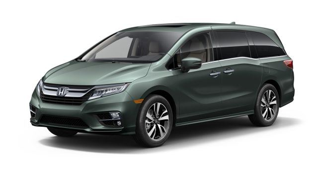 Honda has finally realeased images of its next generation Odyssey, and it utilizes many of the styling cues found in the Ridgeline/Pilot
