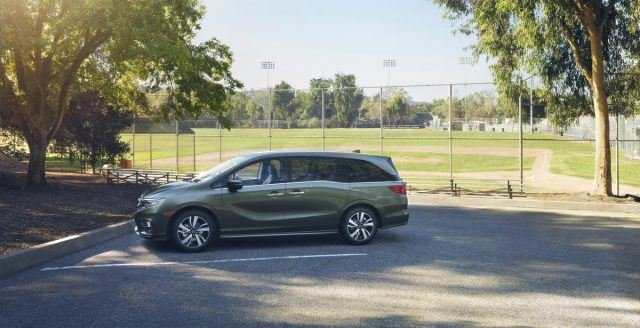 The 2018 Honda Odyssey goes on sale nationwide Spring 2017 and is engineered to set a new industry standard