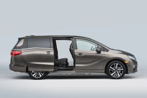 The 2018 Honda Odyssey Shows That Minivans Are Alive and Well