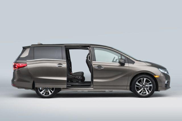 Seating adjustability, safety, and practicality are just a few of the considerations designers and engineers had to keep in the forefront when creating the new Honda Odyssey