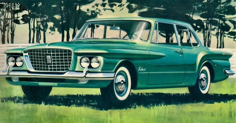 1961 Plymouth Valiant