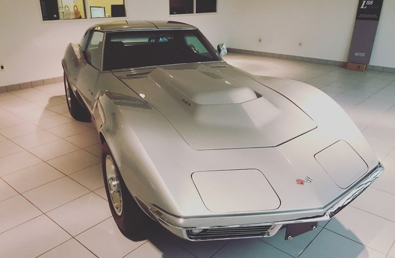 1968 Chevrolet Corvette L88 Coupe