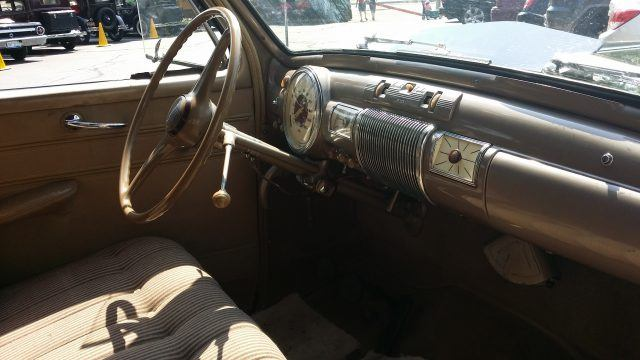 Manual column shifters were the norm for a long time, eventually being replaced by floor-mounted shifter assemblies and then automatic transmissions