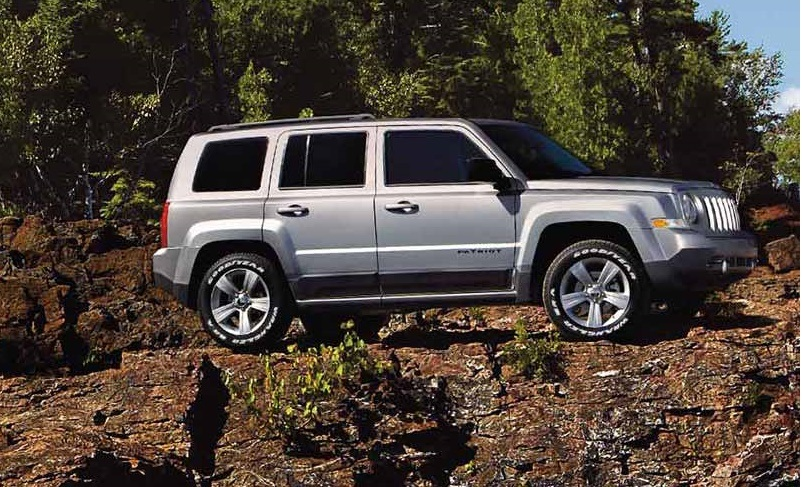 2014-6 Jeep Patriot