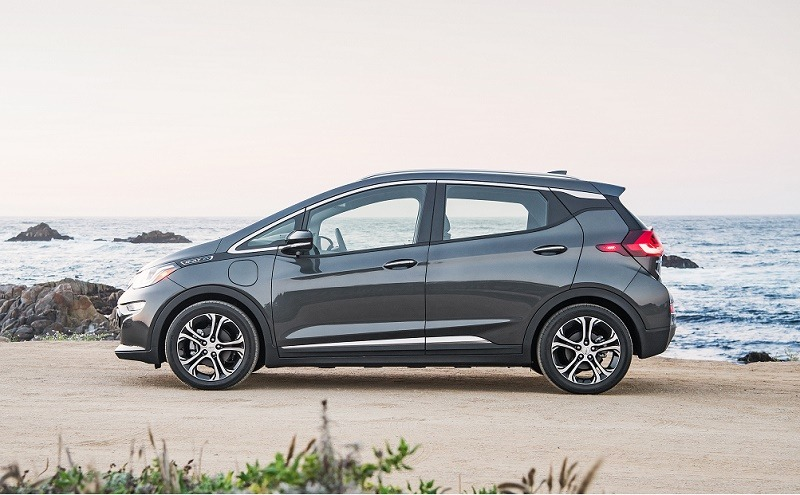 10 Electric Vehicles With The Best Range In 2017