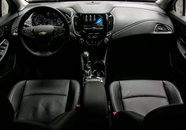 The cabin is equal parts attractive and spacious, and package options give buyers features, such as a heated rear bench and steering wheel