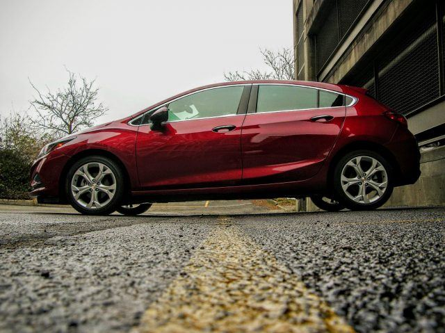 Small yet stylish, GM has turned the Cruze into a hatchback surprise that drives with confidence