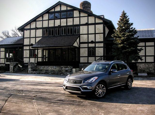 The 2017 QX50 by Infiniti may not be the newest face on the block, but it certainly stacks up in several interesting ways