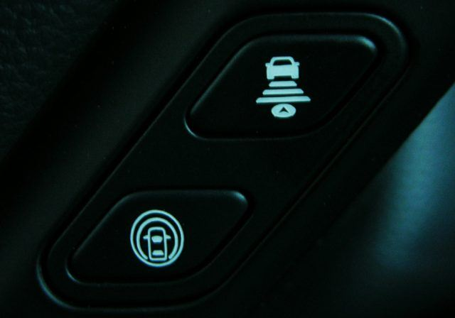 Many safety sensors on modern Infiniti models use sonar power for detecting danger