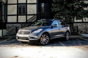 2017 Infiniti QX50: Suburban Snoozer or Performance Bruiser?