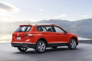 Volkswagen Tiguan Gives America What It Wants in an SUV