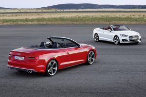 2018 Audi A5 and S5 Cabriolet to Make U.S. Debut in Detroit