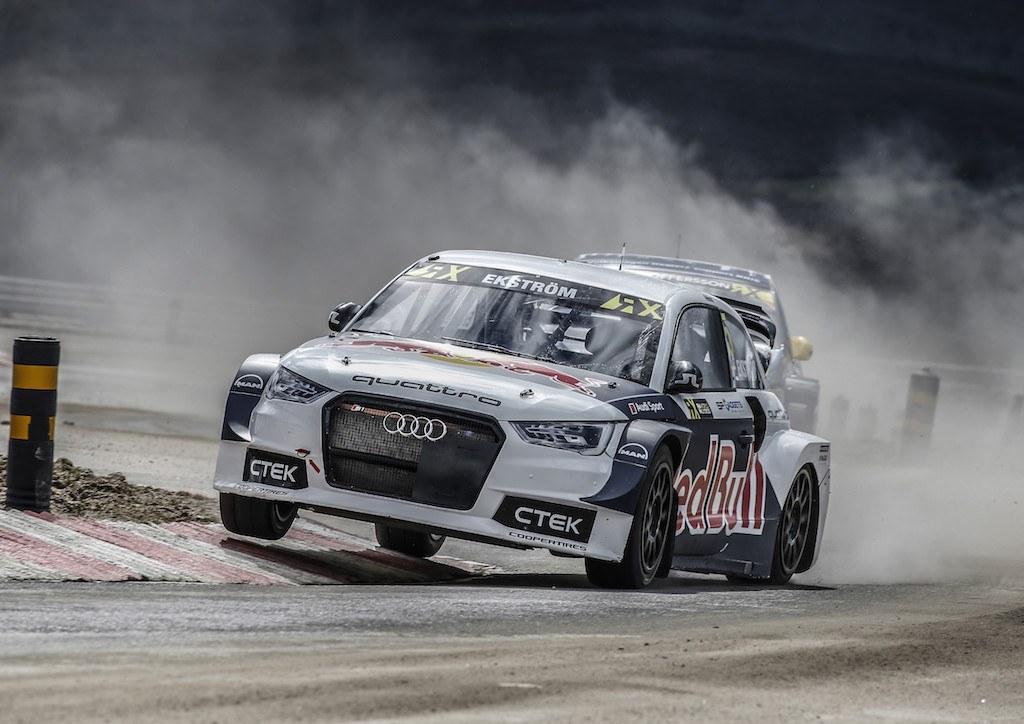 Audi S1 EKS RX quattro #5 (EKS), Mattias Ekström | Audi