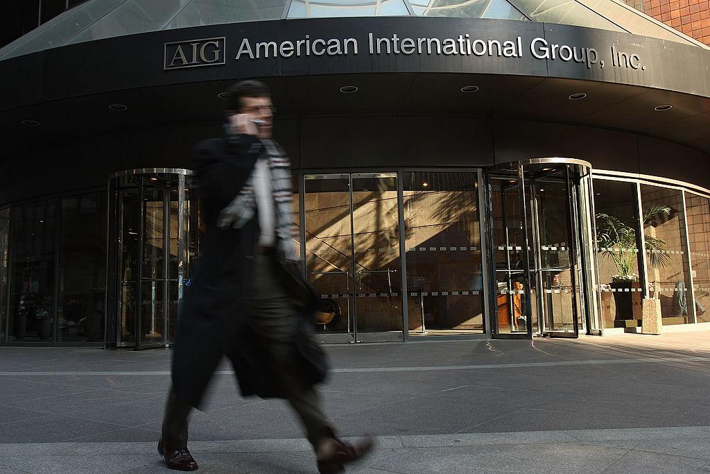 AIG headquarters