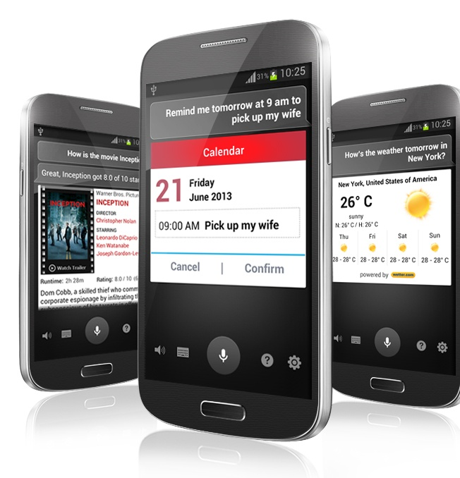 AIVC assistant is a great Siri Android app for users who like the customizability of Android