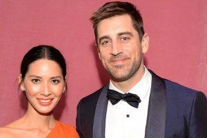 How Aaron Rodgers Has Moved on From Olivia Munn With Danica Patrick