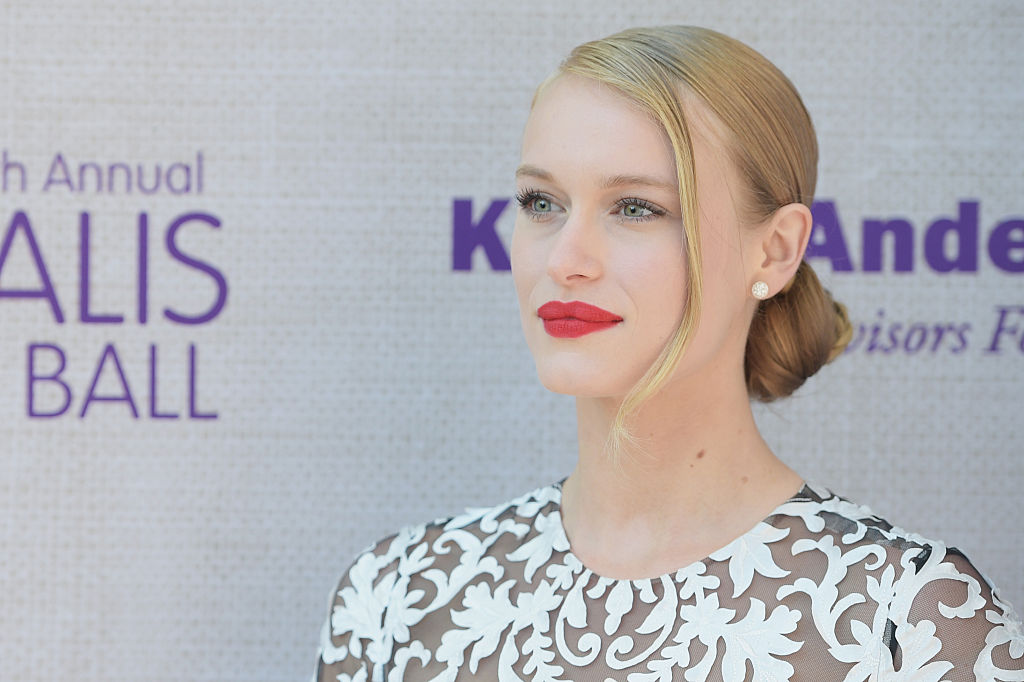 Actress Leven Rambin attends the 14th annual Chrysalis Butterfly Ball