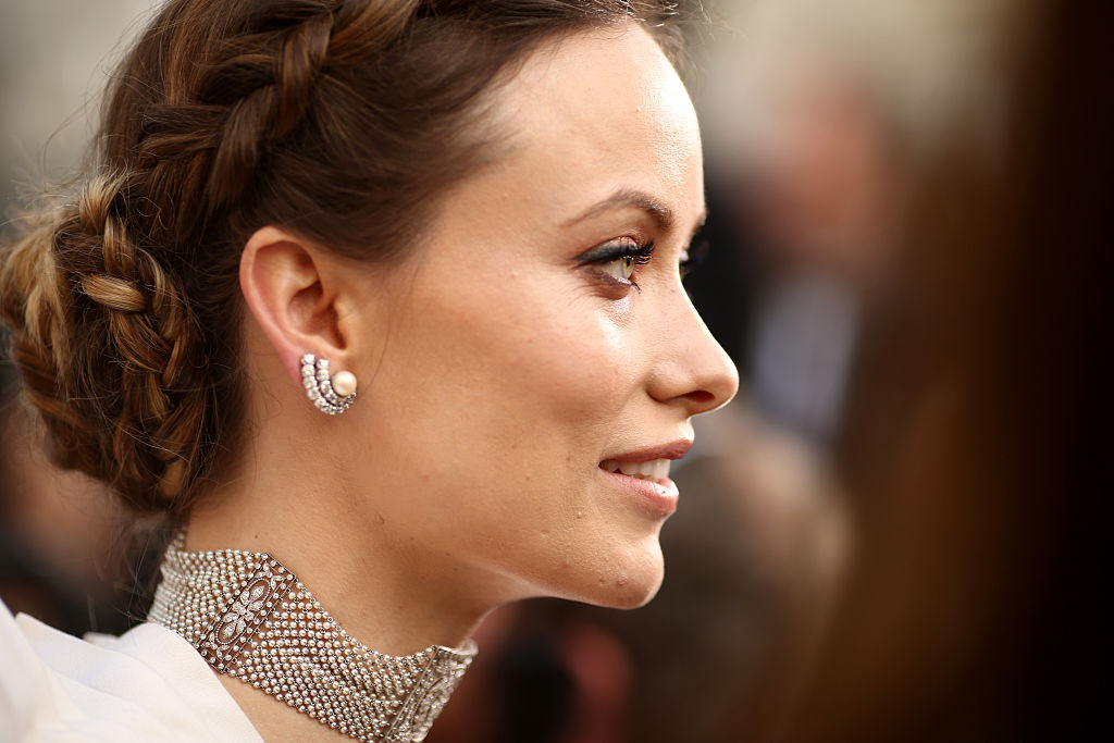 Actress Olivia Wilde attends the 88th Annual Academy Awards at Hollywood & Highland Center