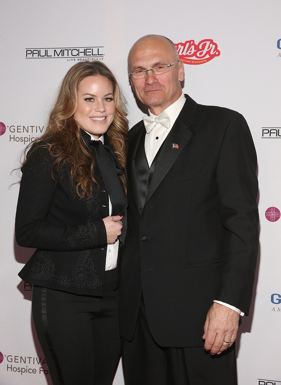 Musician Natalie Noone and Andrew Puzder attend the Dream Foundation's 14th Annual Celebration of Dreams Gala