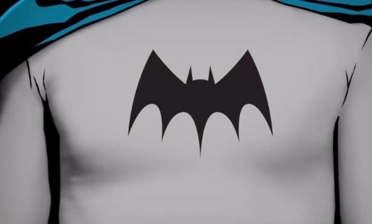 Batman's 1941 logo
