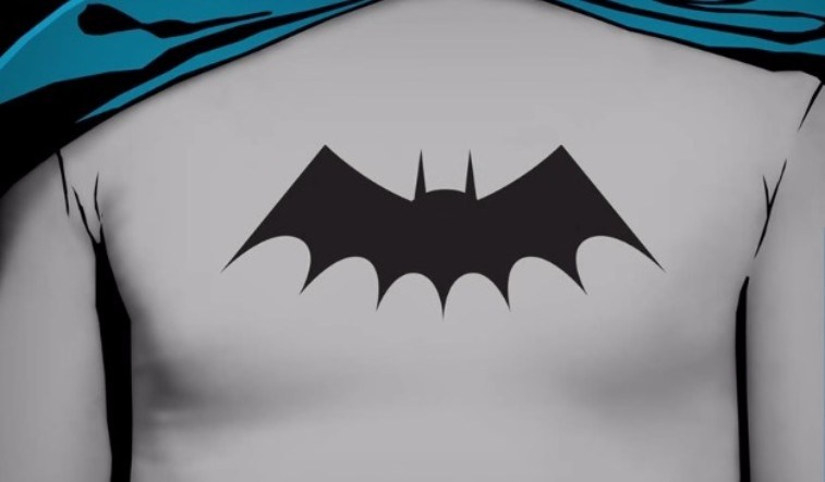 Batman's 1944 logo