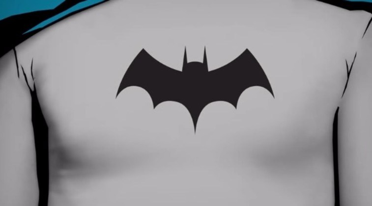 Batman's 1946 logo
