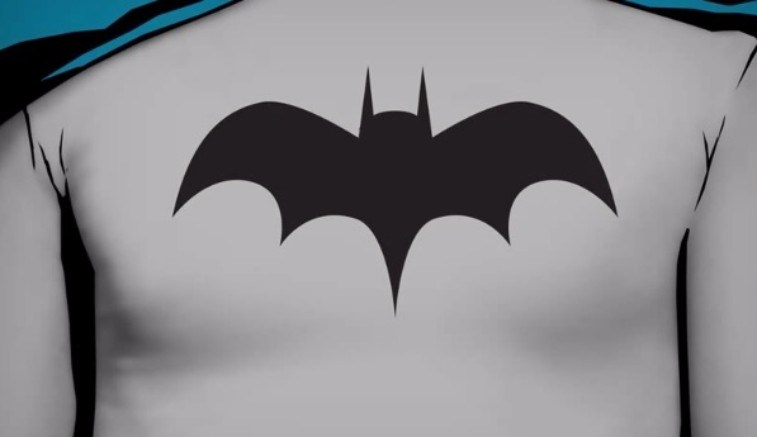 Batman's 1950 logo