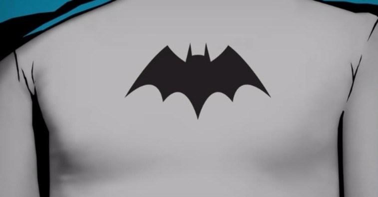 Batman's 1956 Logo