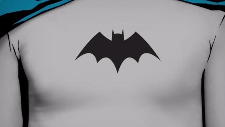 Batman's 1960 logo