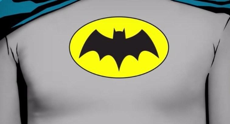 Batman's 1964 logo