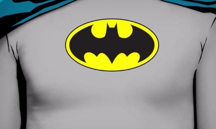 Batman's 1966 logo