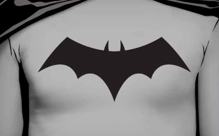 Batman: Year One> 1987 logo