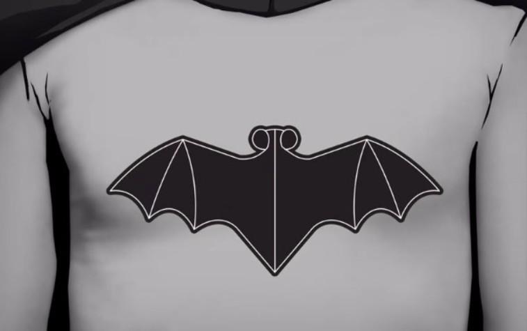 Batmans 1949 On Screen Logo