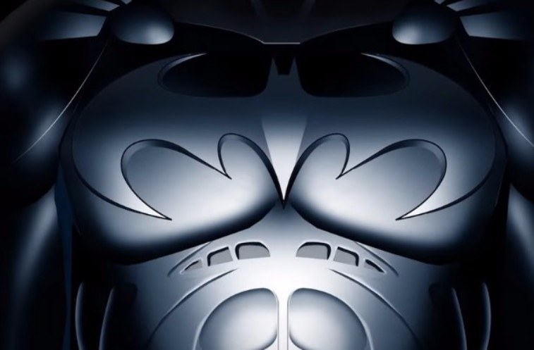 Batman's 1995 movie logo