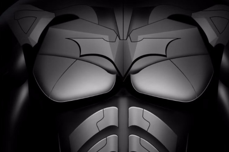 Batman's The Dark Knight Rises logo