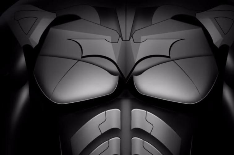 Batman's The Dark Knight Rises logo