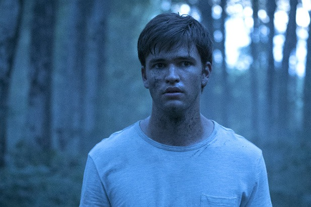 Burkely Duffield in Freeform's Beyond