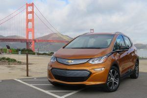 The Top 2018 Electric Cars Ranked by Driving Range