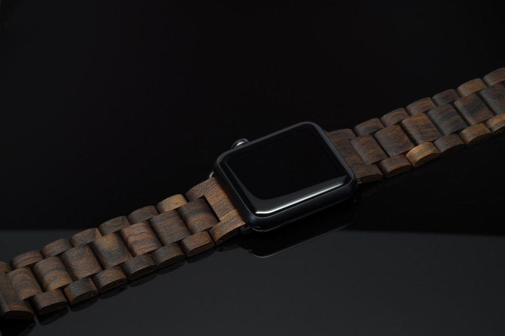 Lux Woods Apple Watch Wooden Band