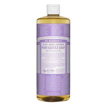 Dr. Bronner's Castile Soap