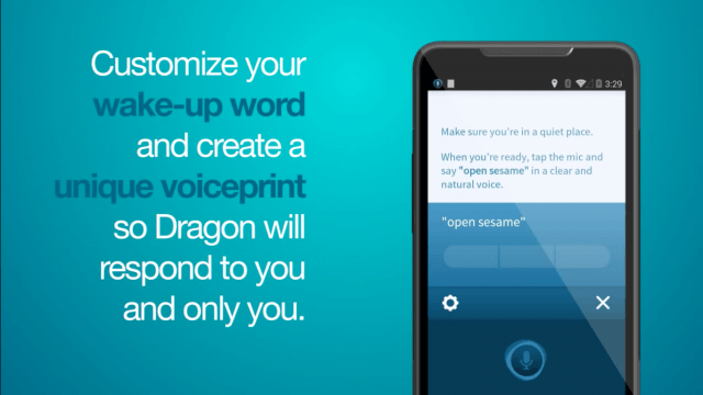 Dragon Mobile assistant is a great Siri app for Android if you want advanced voice recognition technology